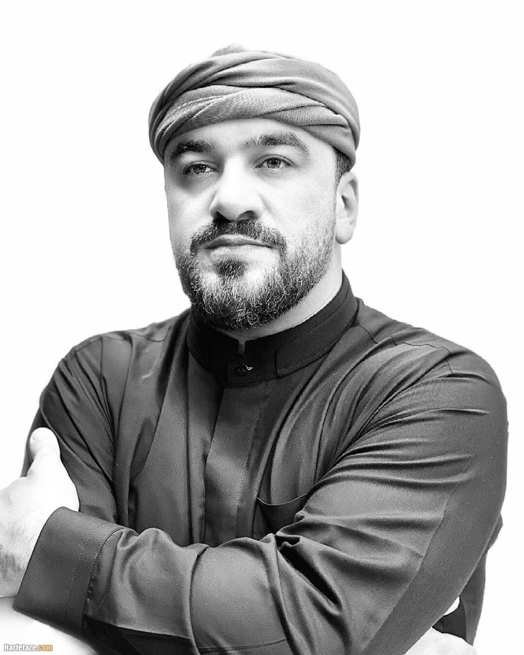 بیوگرافی سید طالع باکویی مداح معروف + عکس ها و همسر و فرزندان