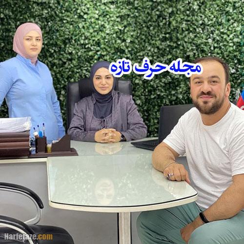 عکس های جدید سید طالع باکویی 2021