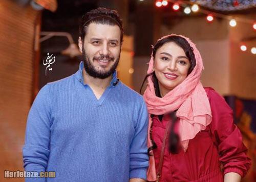 فیلم کامل / ماجرای لو رفتن طلاق جواد عزتی و همسرش مه لقا باقری را ببینید
