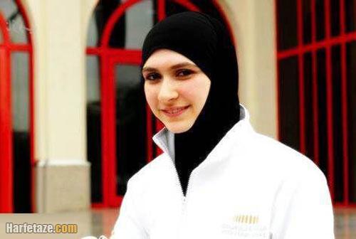 زندگینامه زهرا لاری اولین زن محجبه اسکی روز یخ بانوان