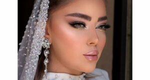 کالکشنی جذاب از مدل آرایش چشم عروس ۲۰۲۲ ترند اروپایی