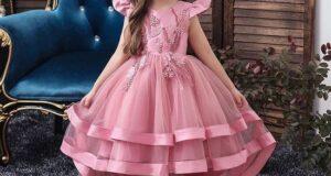 مدل لباس پفی بچه گانه ۲۰۲۲ بانمک و فانتزی شیک و جذاب