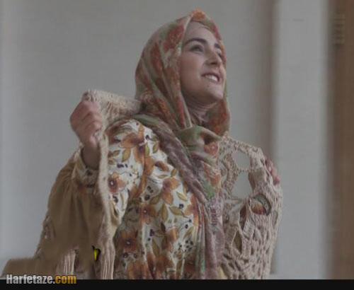 عکس و بیوگرافی هدی زین العابدین در نقش شاپرک در سریال همه خانواده من