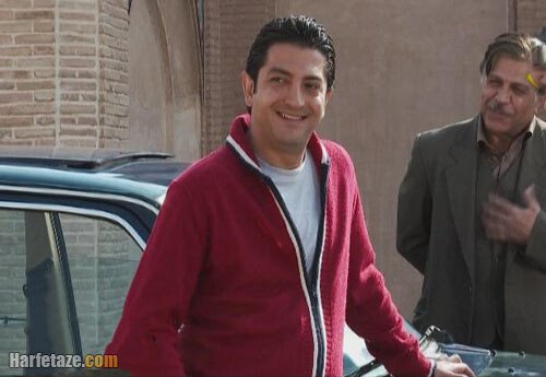 عکس و بیوگرافی پرویز فلاحی پور در نقش شاپور در سریال همه خانواده من