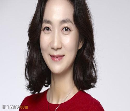 کیم جو-ریونگ (Kim Joo-ryung) در نقش هان می-نیو در سریال بازی مرکب