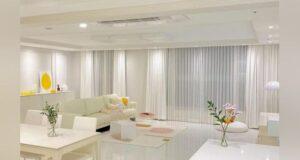 مدل دکوراسیون منزل سفید ویژه نوروز ۱۴۰۱ بسیار جذاب و دیدنی