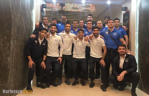 ساعت و تاریخ مسابقات کشتی فرنگی قهرمانی جهان نروژ 2021 + ساعت مسابقات ایران