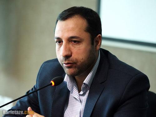 عکس های علی صالح آبادی رئیس بانک مرکزی