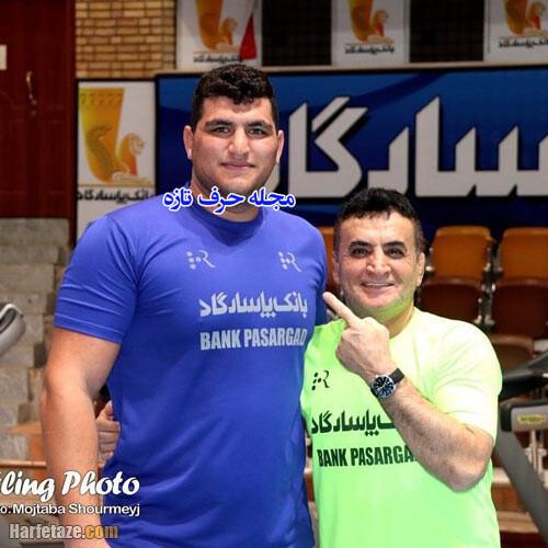 عکس های جدید علی اکبر یوسفی