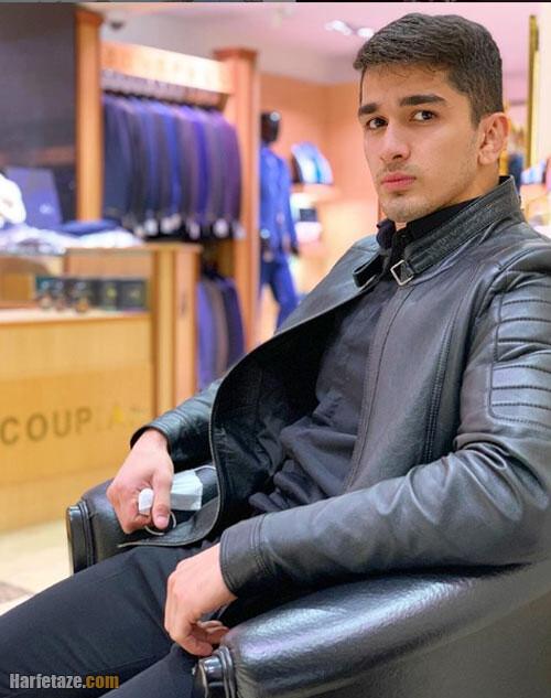عکس های جدید امیرمحمد یزدانی