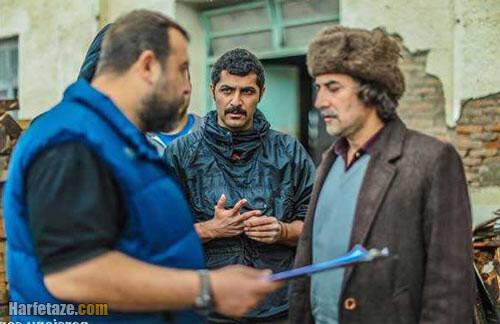 مهران در سریال افرا