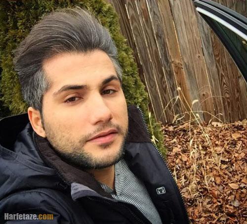 عکس های جدید احمد سعیدی
