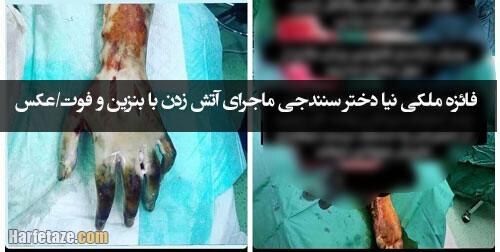 بیوگرافی فائزه ملکی نیا
