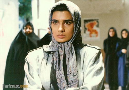 عکس و بیوگرافی عاطفه رضوی بازیگر نقش شکوه در زیر بام های شهر