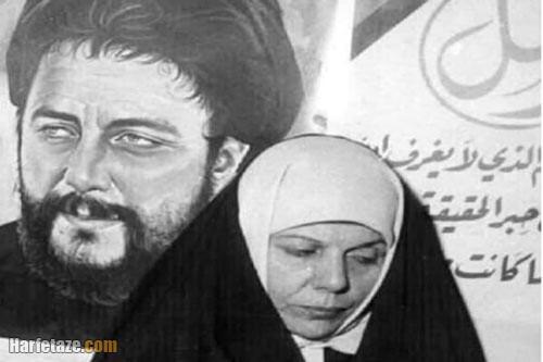 پروین خلیلی همسر امام موسی صدر کیست