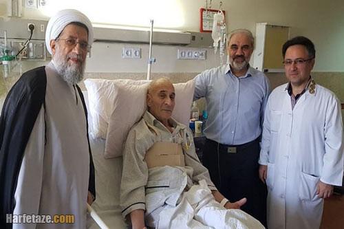 درگذشت امیر خلبان منوچهر محققی