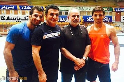 عکس جدید محمد بنا
