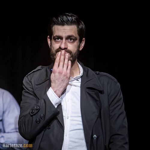 زندگینامه محمد شعبانپور بازیگر و مجری