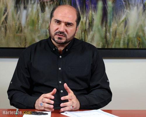 بیوگرافی محسن منصوری عکس