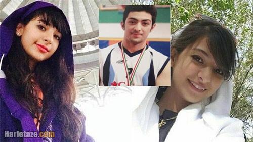 عکس و بیوگرافی داود شکور پدر غزاله مقتول