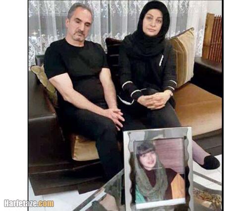 پدر و مادر غزاله شکور چه کسانی هستند؟ + عکس و بیوگرافی