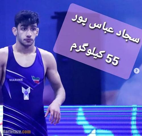 بیوگرافی سجاد عباس پور