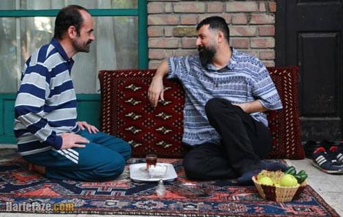 عکس و بیوگرافی هومن حاج عبداللهی بازیگر نقش شهرام در سریال خوشنام