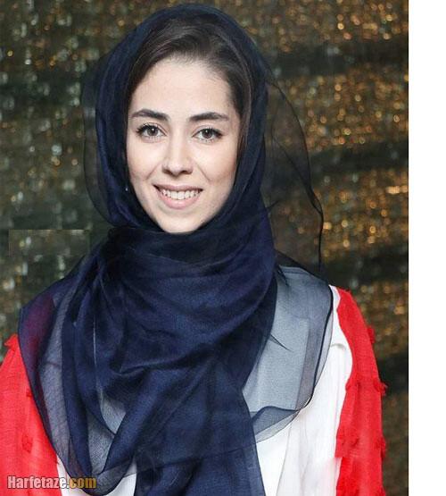 عکس و بیوگرافی نیلوفر رجایی فر بازیگر نقش خاله کوچک تر شهرام