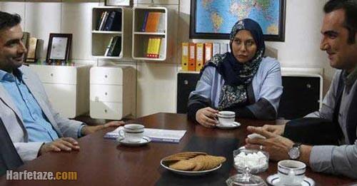 دانلود سریال تنها در تهران
